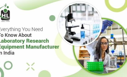 Laboratory Research Equipment Manufacturer in India